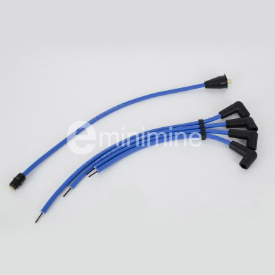 SIDE ENTRY HT LEAD SET 7mm BLUE