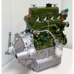 Engine and Gearbox - Minimine Ltd  - The Classic Mini